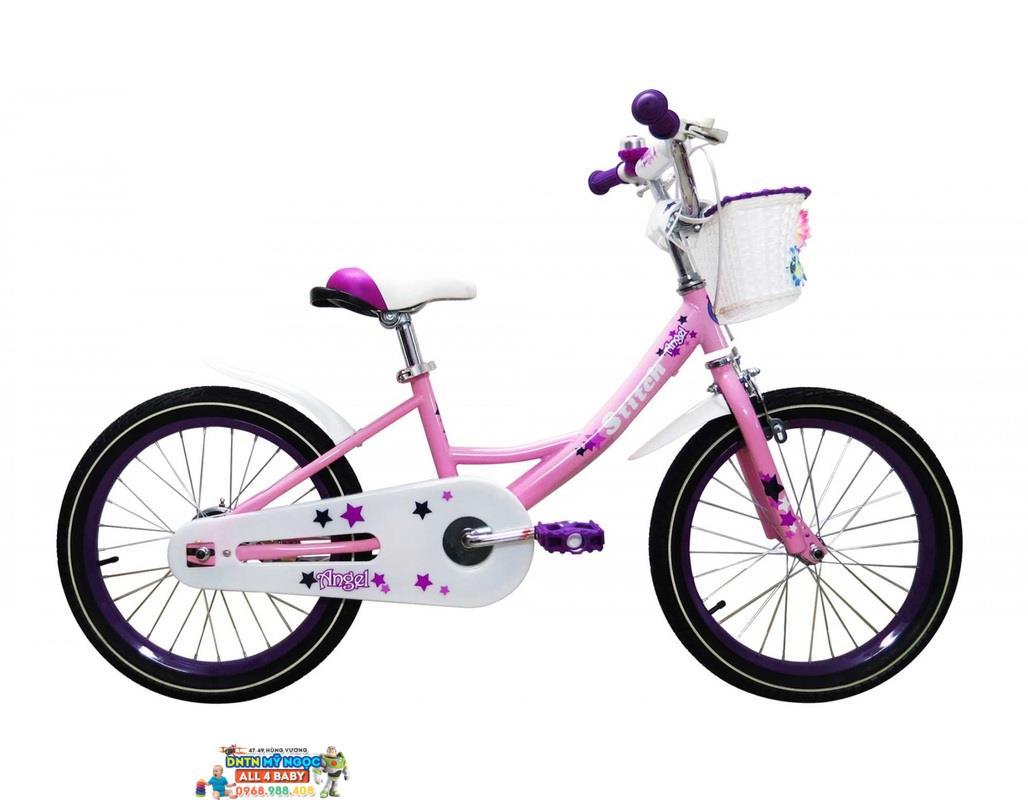 Xe đạp trẻ em Stitch cho bé gái JY 909