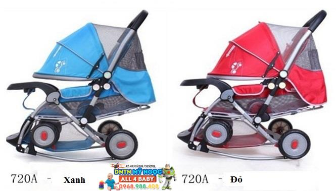 Xe đẩy em bé Baobaohao 720A