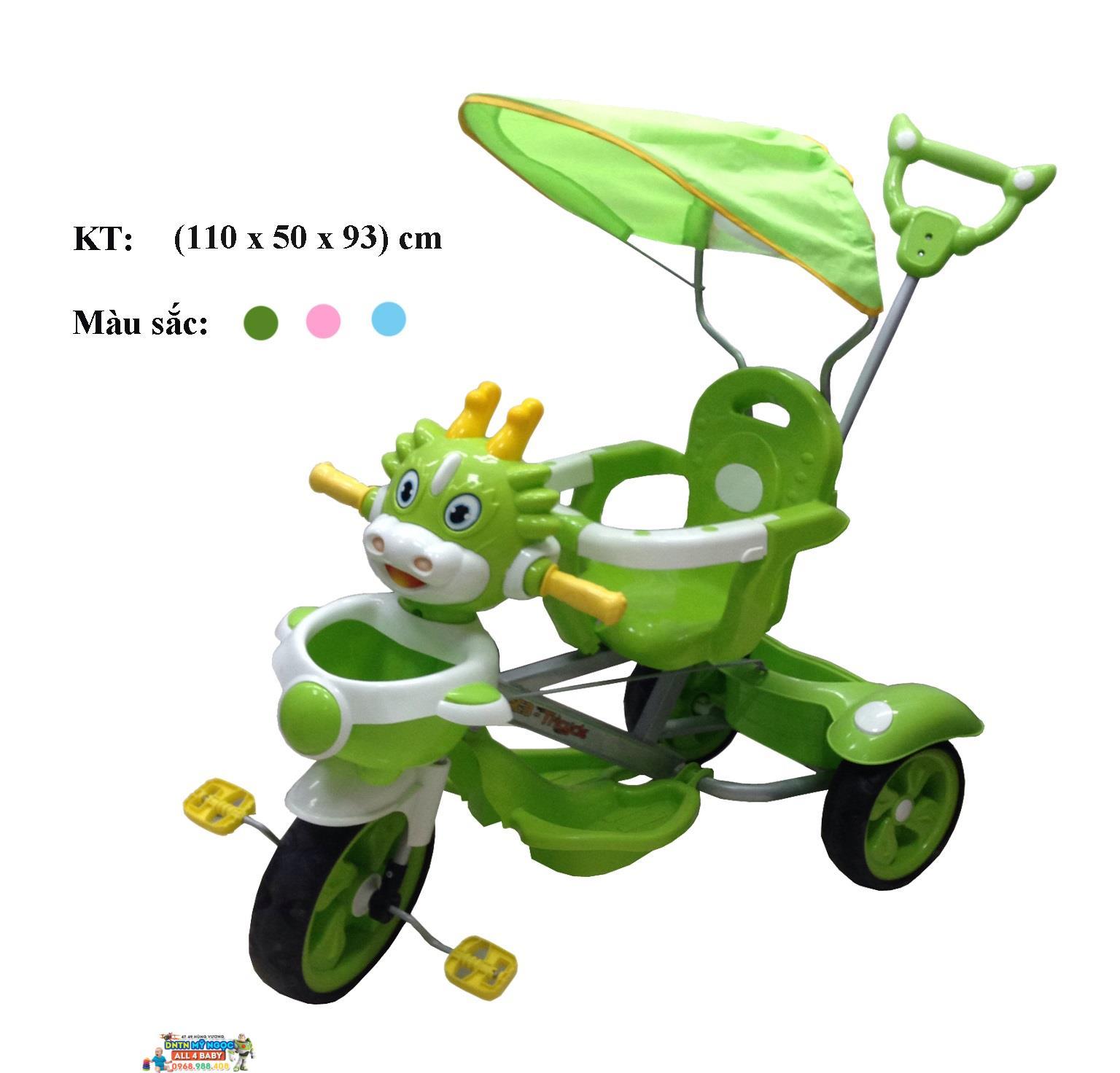 Xe đạp đẩy 3 bánh trẻ em Song Long C3