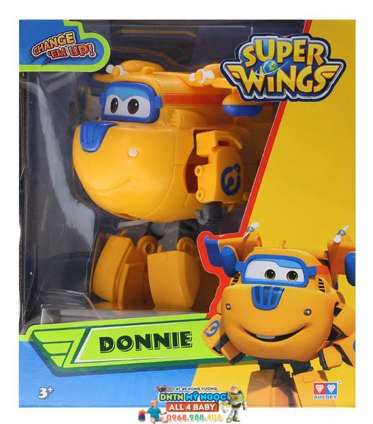 Super Wings - Donnie Thông Minh YW710220-W