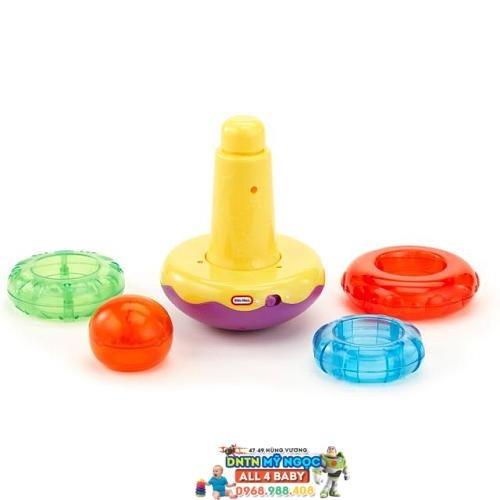Đồ chơi vòng lục lạc Little Tikes LT-635045