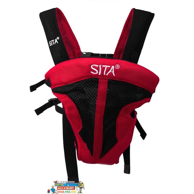 Địu em bé Sita 004ST lưới 3D