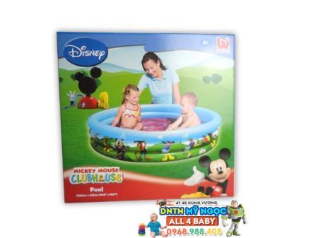 Hồ phao Disney Princess - Micky Mouse 91007B