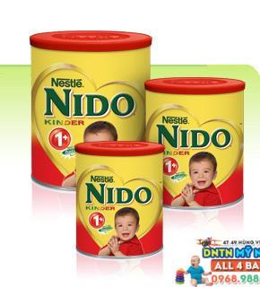 Sữa Nido nắp đỏ 1.6Kg - Mỹ