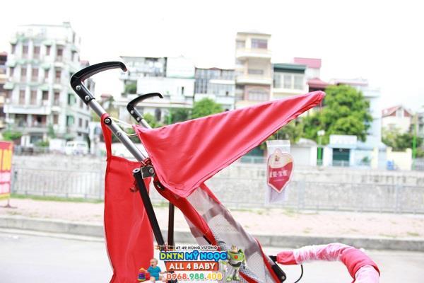 Xe đẩy em bé 3012B - Nhật