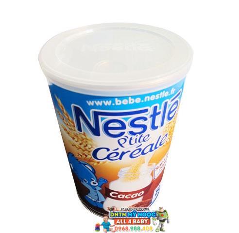 Bột ngũ cốc Nestle vị cacao (8 tháng trở lên, 400g)
