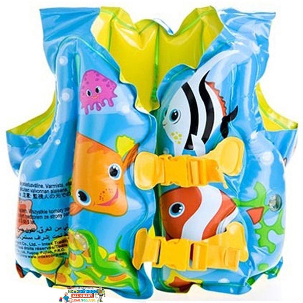 Phao tay Intex hình cá 59661