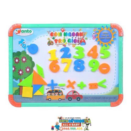 Antona - Bảng nam châm con giỏi toán Anto 90