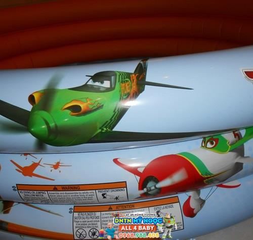 Hồ phao Intex Planes 58425