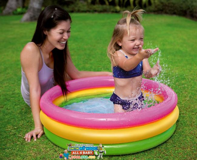 Hồ phao Intex mini cho bé 57412