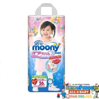 Tã quần Moony