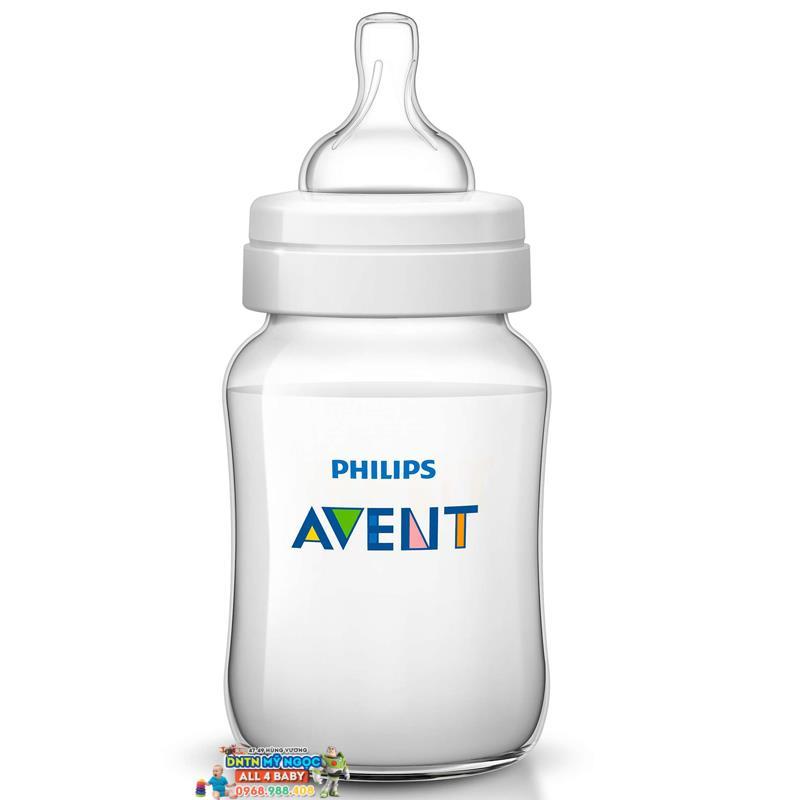 Bình sữa Avent