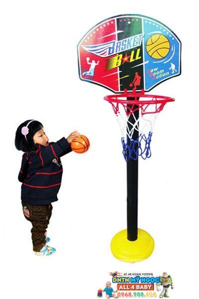 Bộ bóng rổ phát triển chiều cao