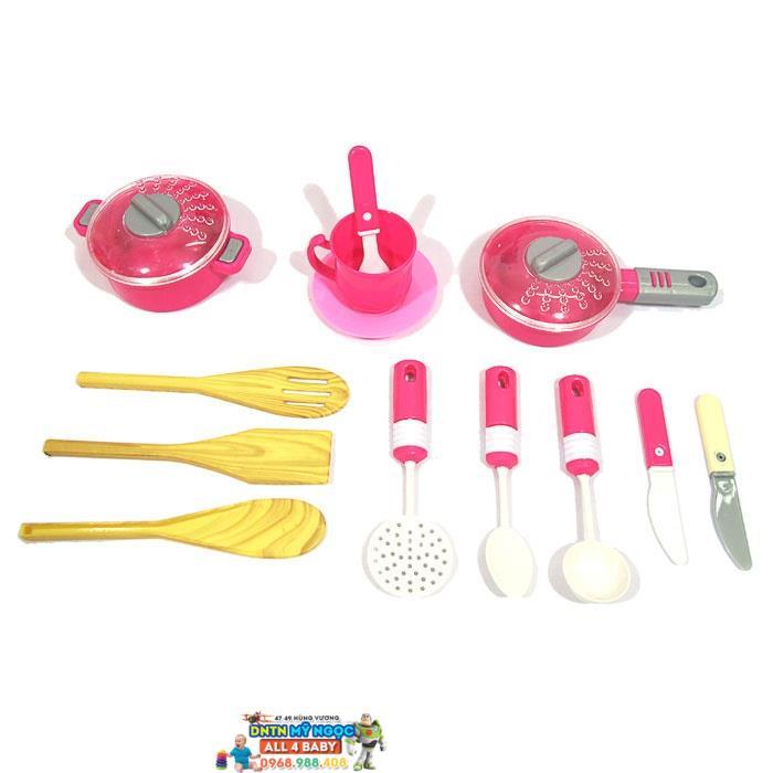 Đồ chơi nhà bếp lớn dùng pin Kitchen set WD - A15