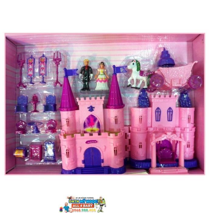 Đồ chơi lâu đài cổ tích công chúa MH 2029