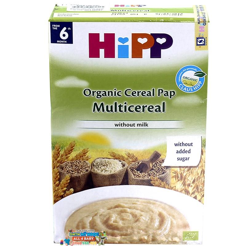 Bột dinh dưỡng Hipp ngũ cốc tổng hợp 6M+ 200g