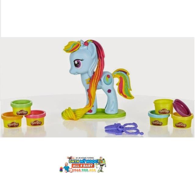 Bộ đất nặn Playdoh trang trí My Little Pony B0011