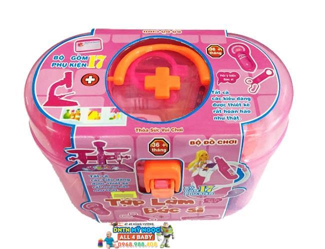 Đồ chơi hộp bác sĩ 5615
