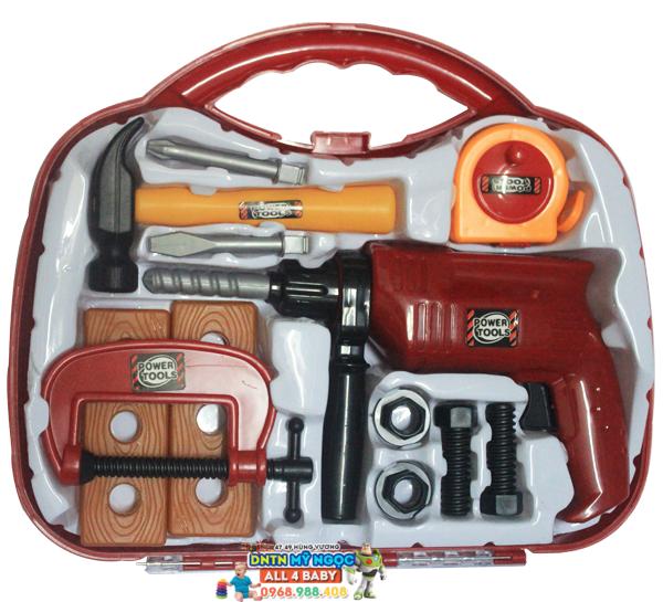 Bộ dụng cụ cơ khí cho bé HWA979106