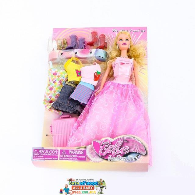 Đồ chơi búp bê Belle thời trang 38162