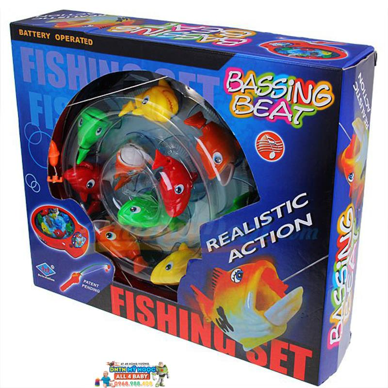 Hộp câu cá pin 805