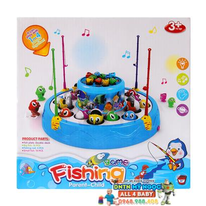 Hộp câu cá pin TT6001A