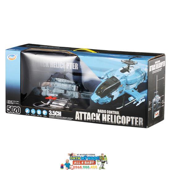 Máy bay trực thăng điều khiển 5020