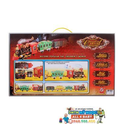 Tàu lửa chạy đường ray lớn 2413