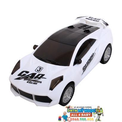 Đồ chơi xe ôtô chạy pin 3D 2015B