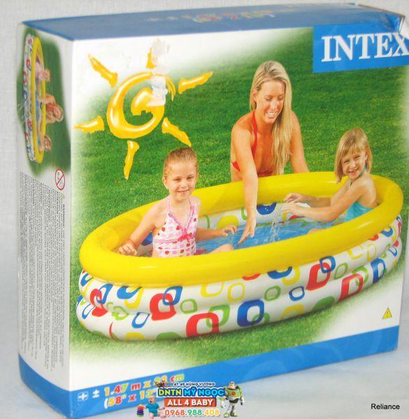 Hồ phao Intex mini cho bé 58439