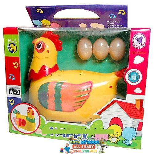 Đồ chơi gà đẻ trứng 20215