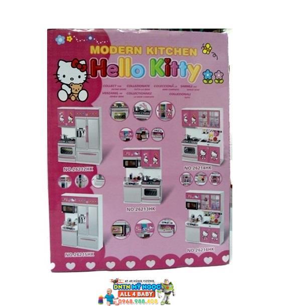 Đồ chơi nhà bếp Kitty 26216 HK