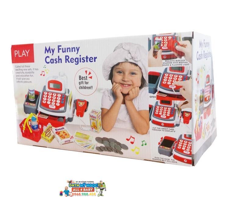 Đồ chơi máy tính tiền siêu thị 2815