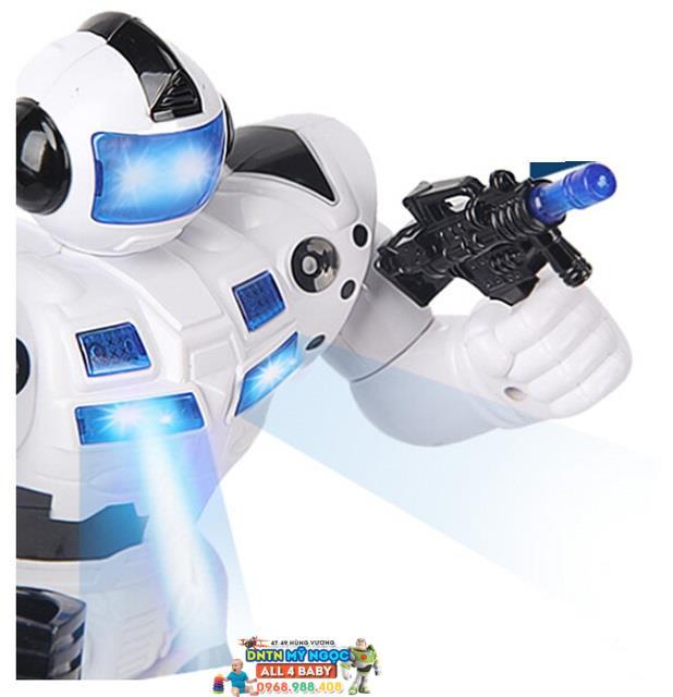 Đồ chơi Robot chạy pin ZSJQR01
