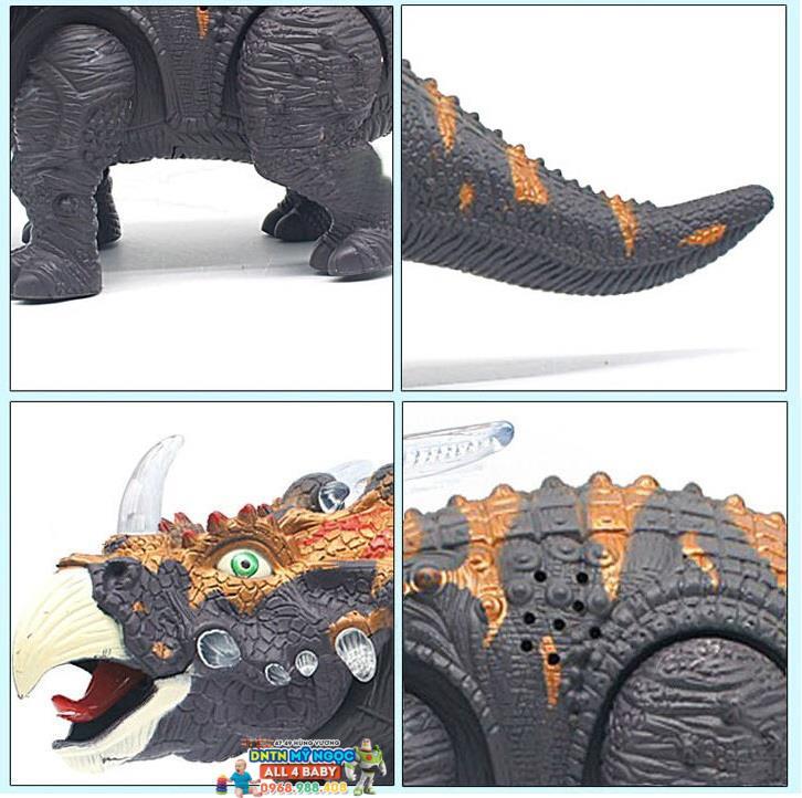 Đồ chơi Khủng long co sừng Triceratops 6633