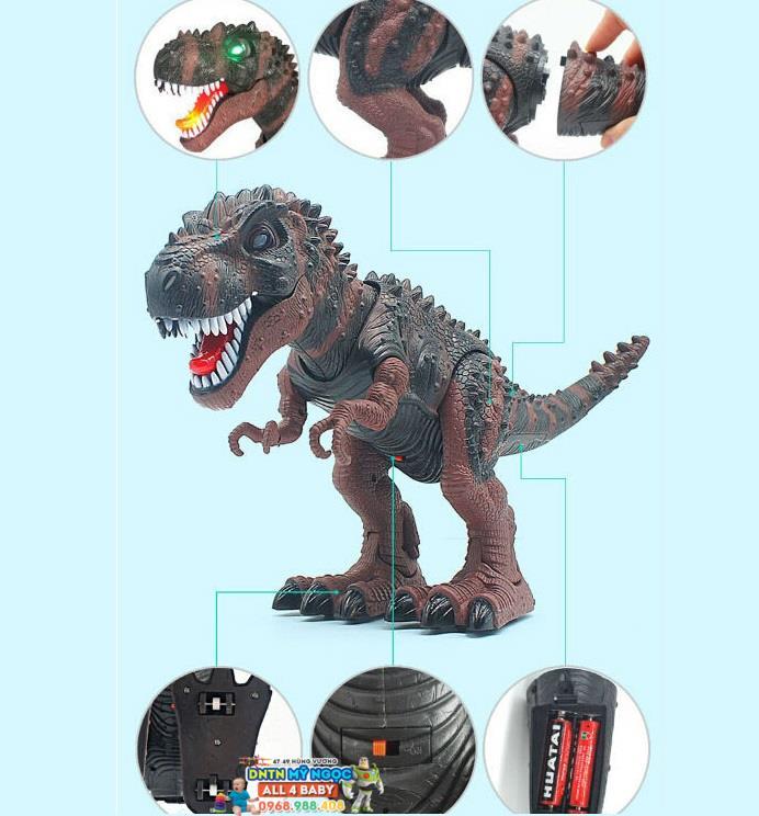 Đồ chơi Khủng long Tyrannosaurus Rex 6623