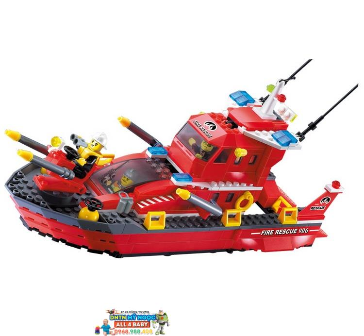 Hộp ráp tàu cứu hộ trên biển 906