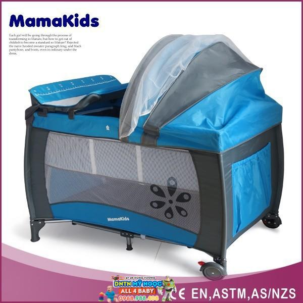 Giường cụi Mamakids S12-7