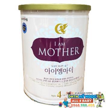 Sữa I am Mother số 4 800g dành cho bé từ 12- 36 tháng tuổi