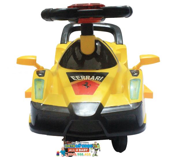 Xe lắc tay hình ôtô Ferrari FL-628