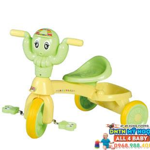 Xe đạp đẩy 3 bánh trẻ em Song Long con kiến có nhạc 301B