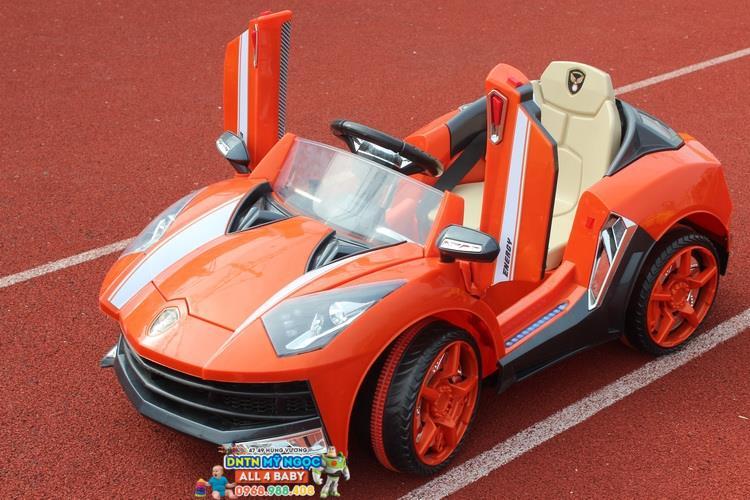 Xe ôtô điện trẻ em Lamborghini - WXE 8188 (2 động cơ)
