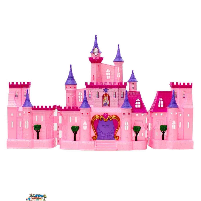 Đồ chơi lâu đài cổ tích công chúa BBT 2930