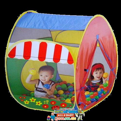 Nhà banh (Lều bóng) Ngôi nhà vui vẻ LI 639