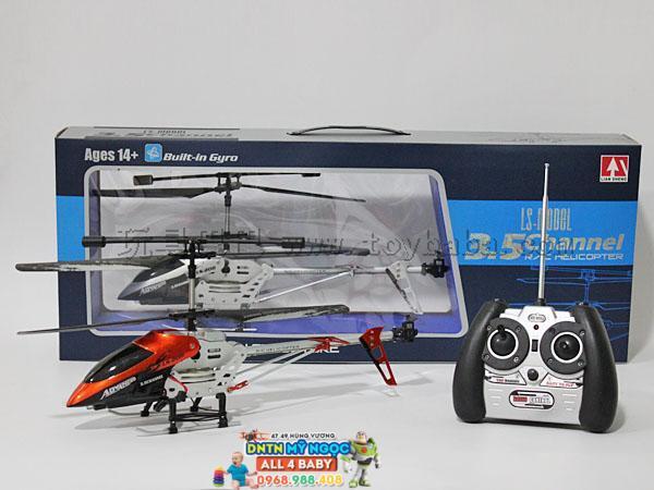 Máy bay điều khiển từ xaLS208 / LS209