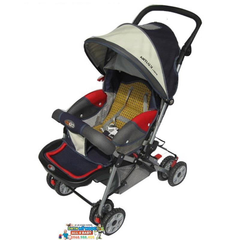 Xe đẩy trẻ em HongBaby 555