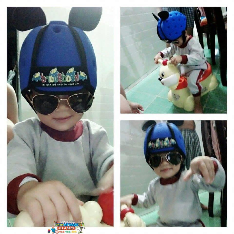 Mũ bảo hiểm trẻ em Headguard Việt Nam