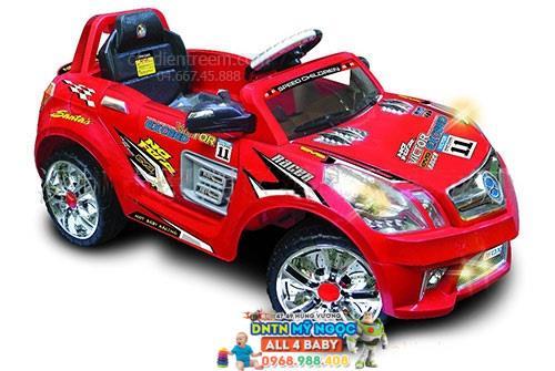 Xe ôtô điện trẻ em 7411 -  Kiểu xe thể thao