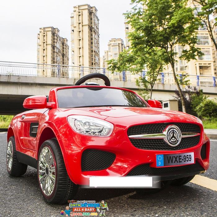 Xe ô tô điện trẻ em WXE-959