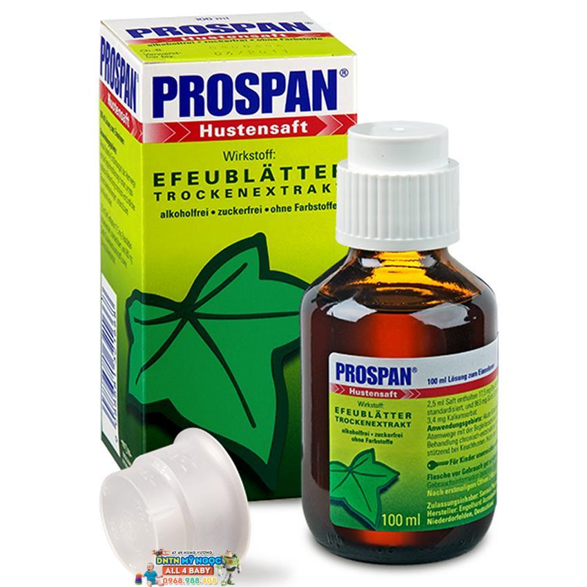 Siro chữa ho Prospan Hustensaft - Đức